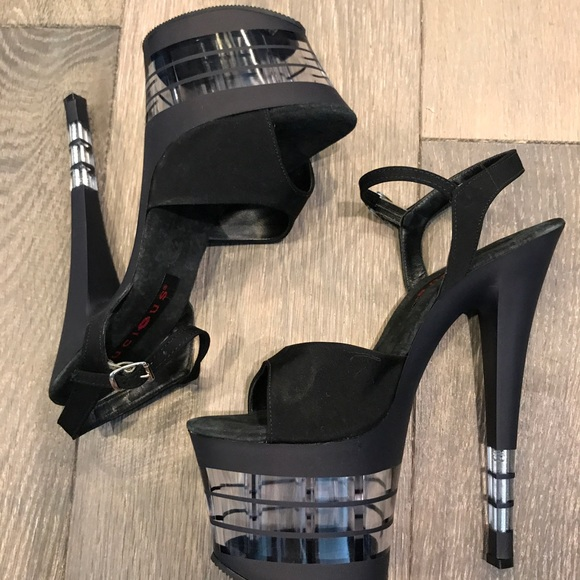 Pleaser Shoes | Lucious By Pleaser 7